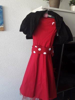 Kleid mit Bolerojacke