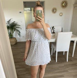Kleid mit Bommeln