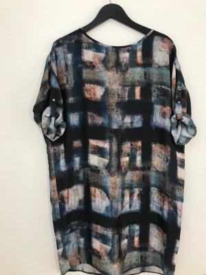 Soccx Vestido tipo blusón multicolor Poliéster