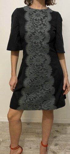 Kleid mit Cashmere