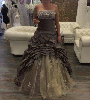 Kleid mit Corsage