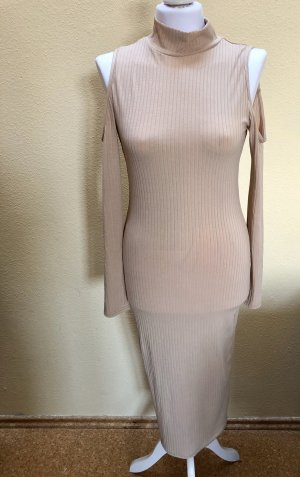 Club L Pencil Dress cream
