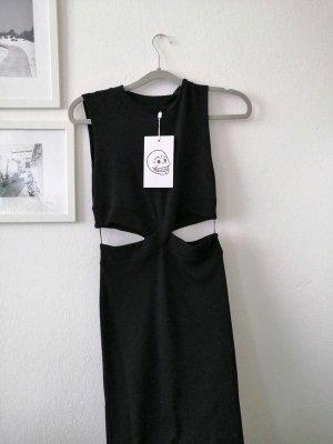 Kleid mit cut-outs von Cheap Monday Gr. S