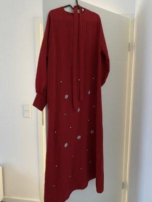 Ball Dress carmine-dark red