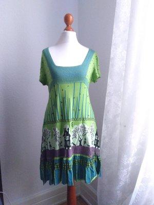 Smash Sweat Dress multicolored