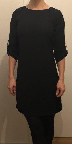 Kleid mit farbiger Seitennaht Gr.36