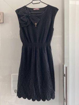 Fornarina Lace Dress black
