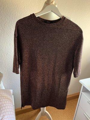 Kleid mit Glitzer PULL&BEAR NEU