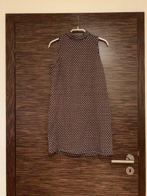Kleid mit Hahnentrittmuster von Abercrombie&Fitch