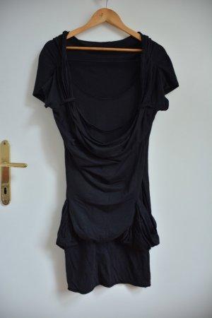 Kleid mit Hüfttaschen
