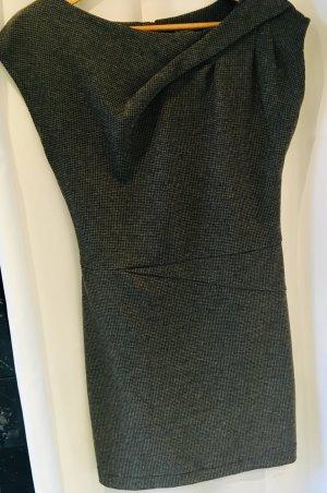 Esprit Robe crayon gris anthracite polyester