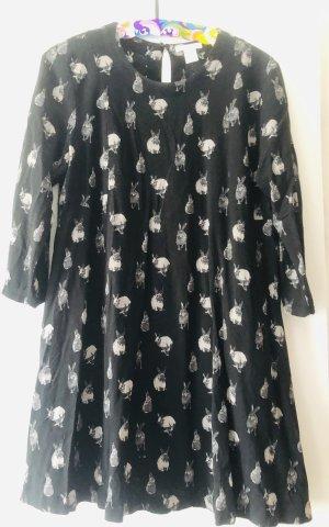 Kleid mit Kaninchen H&M 40
