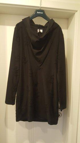 H&M Sukienka z dżerseju czarny