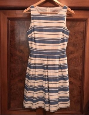 Anna Field Summer Dress white-blue