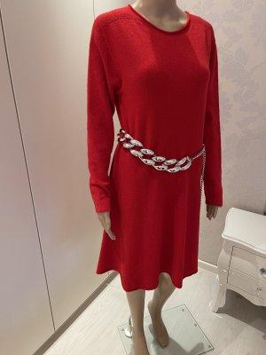 Kleid mit Kettengürtel 50% Viscose neu mit Etikett