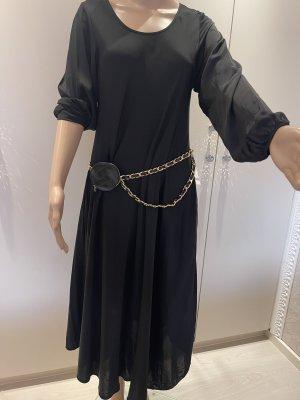 Kleid mit kettengürtel seide viscose einheitsgrõsse Neu mit Etikett