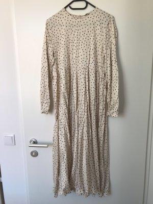 Kleid mit Knittereffekt
