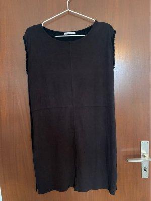 Kleid mit Kunstlder vorne