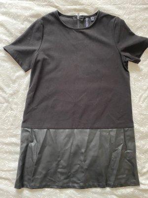 Mango Robe t-shirt noir