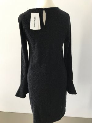 Kleid mit leichtem Glitzer