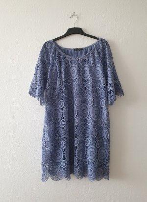 Kleid mit Lochstickerei von My Own in Größe 44