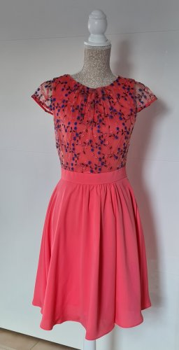 Orsay A Line Dress salmon-blue