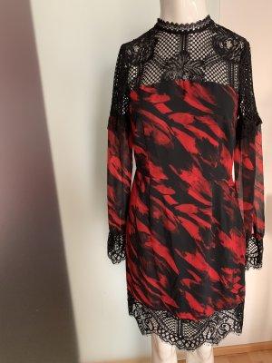 Kleid mit Netz Spitze von Marciano Guess Gr 34 36 S
