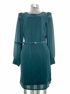 Kleid mit Nietendetail