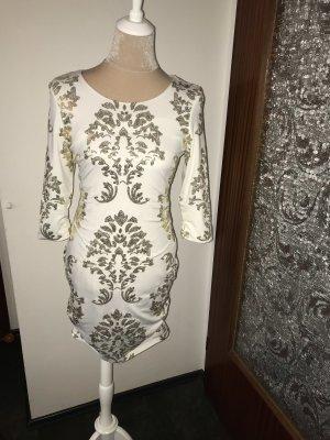 Kleid mit Ornamenten -S/M- Neu !