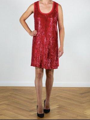 Kleid mit Pailletten von Twin- Set