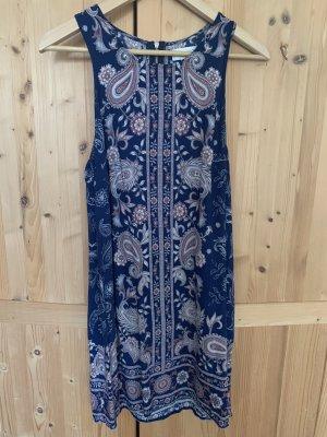 Kleid mit Paisley Muster