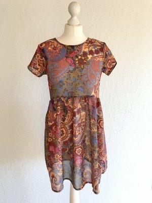 Kleid mit Paisley Muster neu und ungetragen Smock Dress Urban Outfitters Vintage-Kollektion