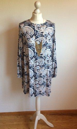 Kleid mit Paisleymuster Hippie Summer Reclaimed Vintage Asos S neu