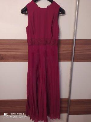 Kleid mit Plissee-Look