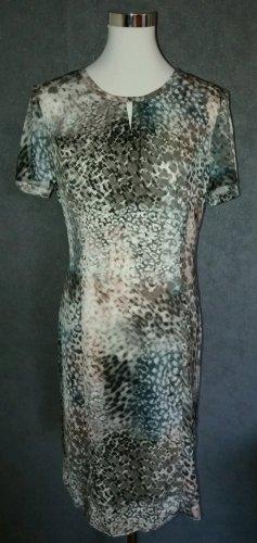 Kleid mit Print Gr. 42 Gerry Weber