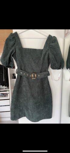 Missguided Sheath Dress khaki