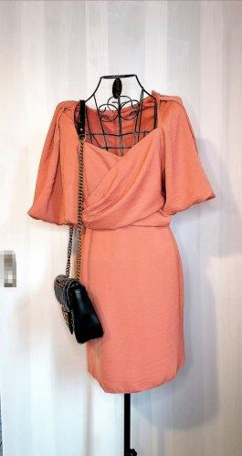 Kleid mit Puffärmel