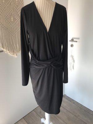 Samsøe & samsøe Stretch jurk zwart