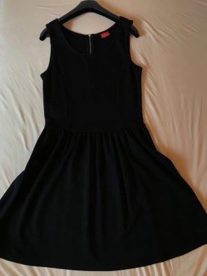 CFL Jersey Dress black viscose
