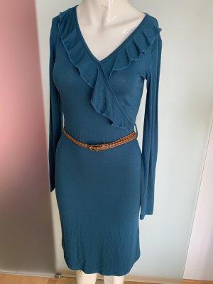 Kleid mit Rüschen Gr 34 36 S von Miller& Monroe