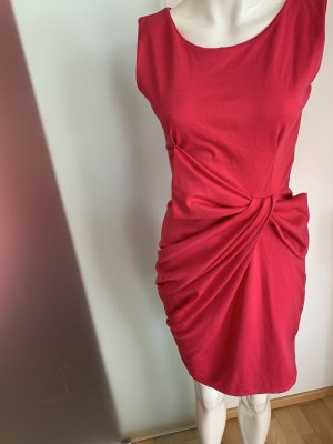 Style Cocktail Dress raspberry-red