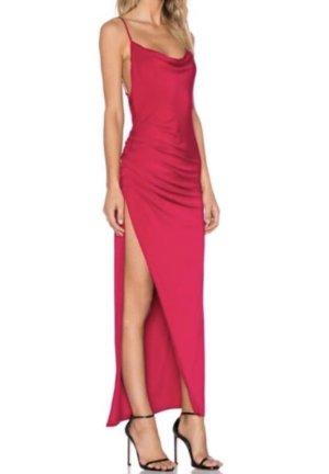 NBD Cocktail Dress raspberry-red