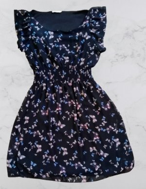 Xside Shortsleeve Dress black