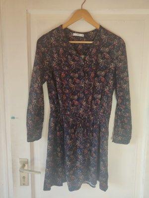 Kleid mit schönes Muster von Mango