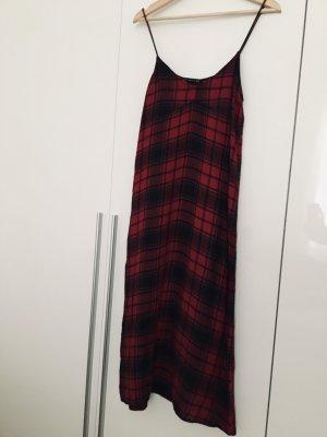 Kleid mit Schottenkaro von Zara Woman
