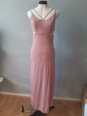 Kleid mit Seitenschlitzen