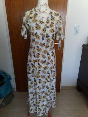 Kleid mit Sonnenblumen