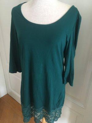 Zero Jersey Dress forest green