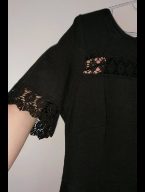 Dorothy Perkins Vestido de encaje negro
