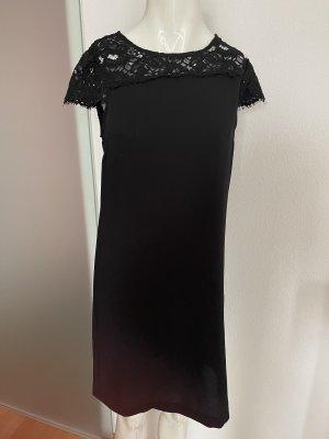 Kleid mit Spitze Gr 36 S von Zara